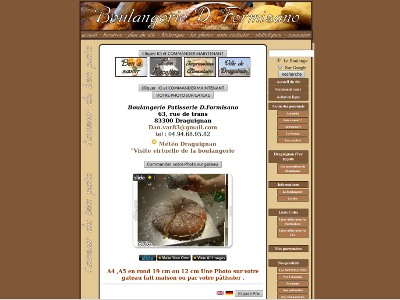 Boulangerie Draguignan