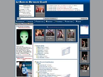 Le blog de Cladx