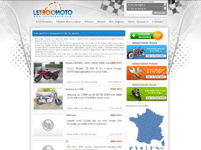 Vente occasion moto