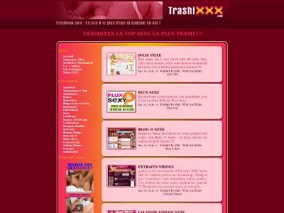 Site X trash
